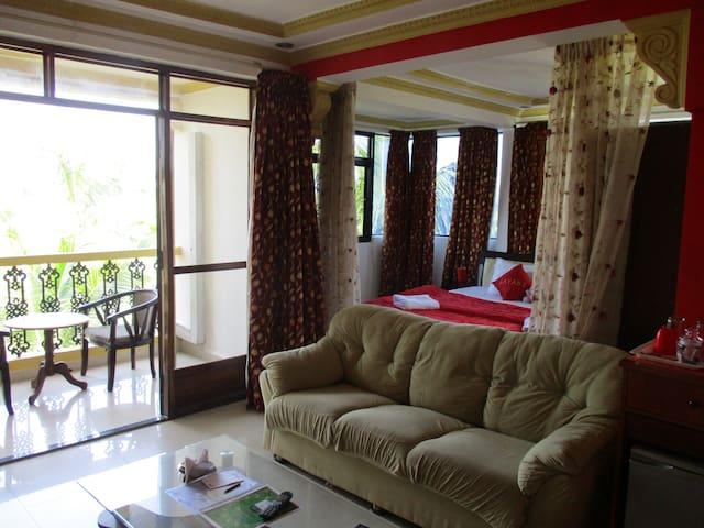 Jayan's Boutiqe Suites - Super Deluxe Suite - Canacona - Appartement