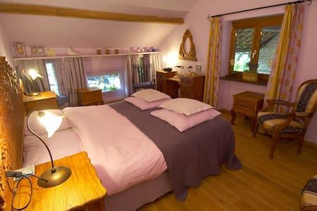 Een knus verblijf in Haspengouw - Borlo - Gingelom - Bed & Breakfast