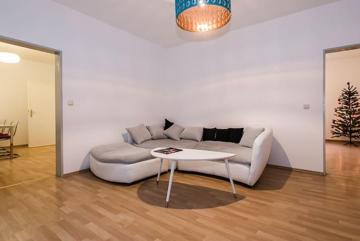 3Room flat at Pasinger Marienplatz - München - Apartment