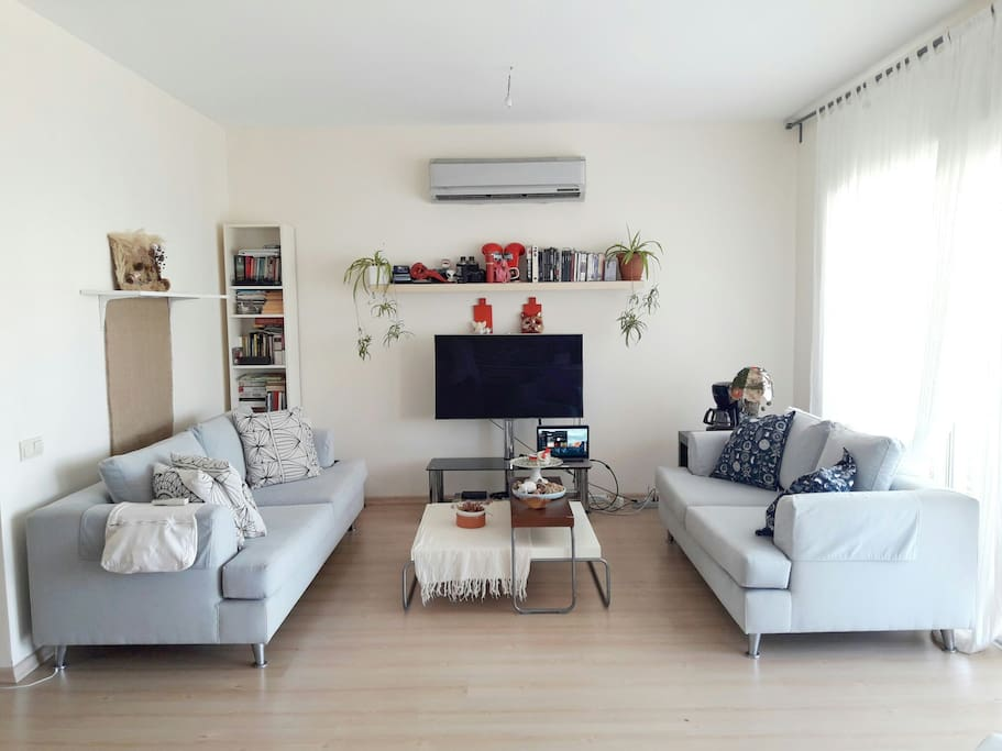 Cosy and centrally located flat in Gumusluk-Bodrum