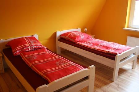 Ferien -und Gastarbeiterwohnung - Oberlungwitz - Lakás