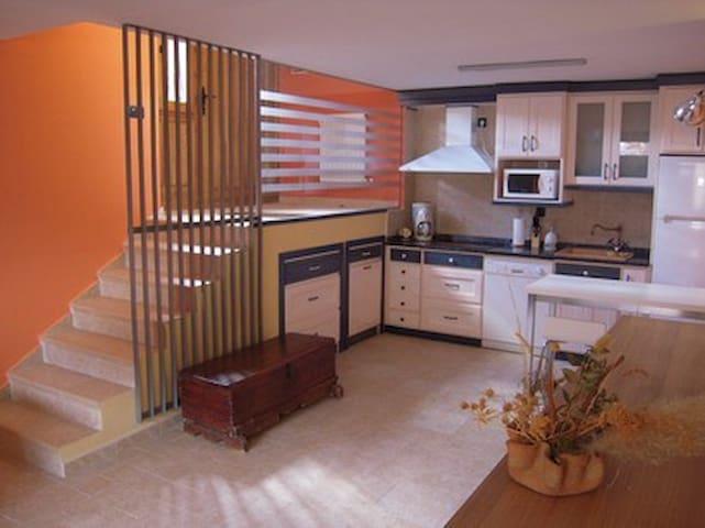 Nice apartament Herreros - Soria - Herreros - Leilighet