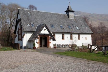 converted 19th century church  - Stirling - Andere
