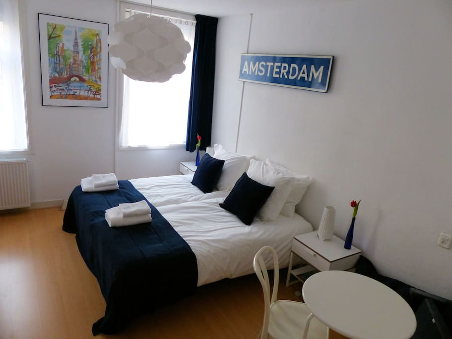 Room in 'Amsterdam style'