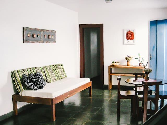 Casinhas da Matriz - Casa 1 - Tiradentes