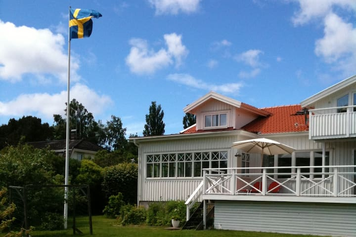 West coast house, close to the sea and Gothenburg
