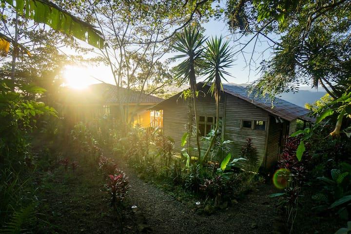 Cabin in Finca Agroecológica La Flor