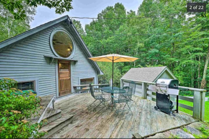 Equinox Mtn Retreat - Only 2 Miles to Town Center!