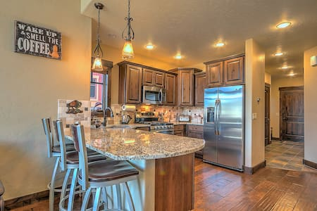 Townhome, Minutes from World Class Ski Resorts. - Silverthorne - Byhus