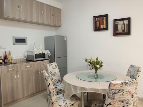 铜陵万达【二居室】天然气厨房自助式公寓