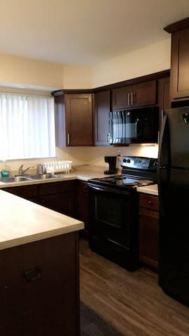 Spacious Apartment - East Lansing - Daire