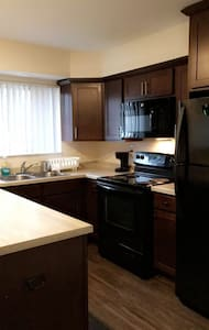 Spacious Apartment - East Lansing - Huoneisto