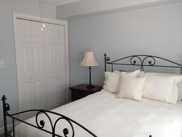 Private apt, w/ beautiful view, close to downtown - Chapel Hill - Appartement