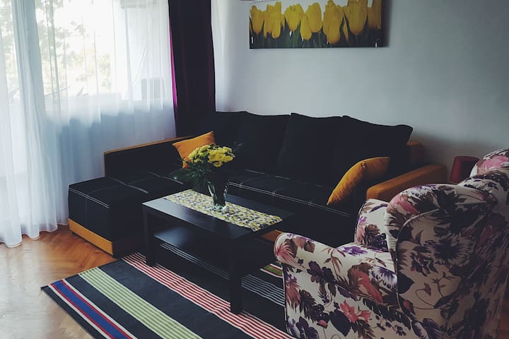 Neat and cosy studio apartment in Podgorica