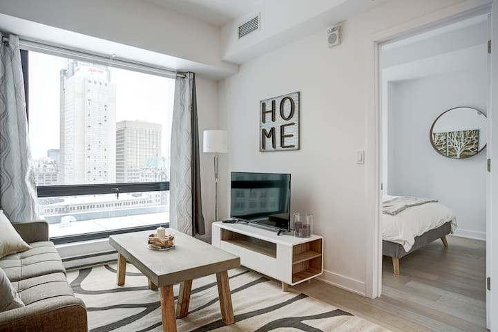 Fantastic Apartment - Downtown Bell Center