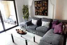 LIVING ROOM SOFA sofa can be converted into sofa bed