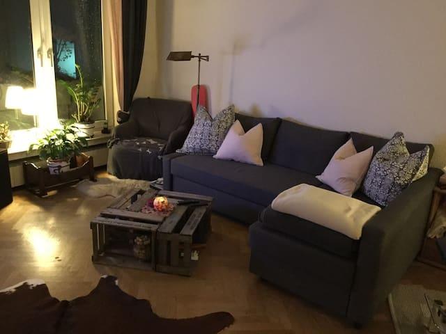 Gemütlicher Schlafplatz im Zentrum Bad Neuenahrs