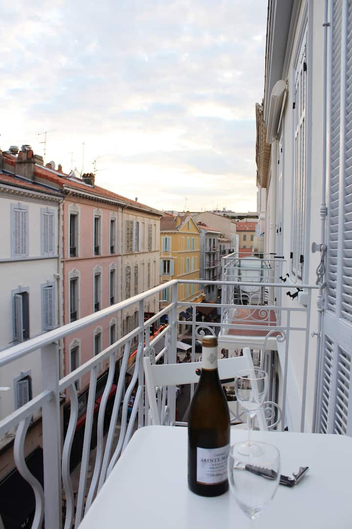 Charming Apartment in the heart of Cannes