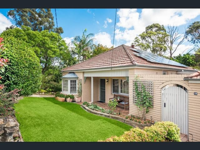 Quiet and Private Studio in Hornsby, Sydney