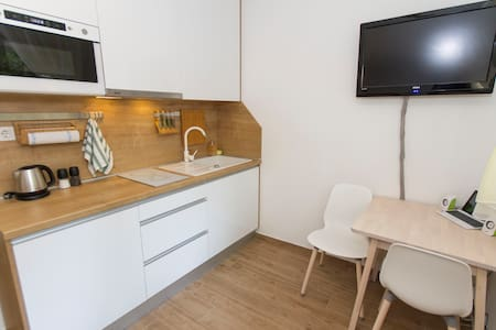 Newly renovated apartment in the Center - Zagreb - Appartement