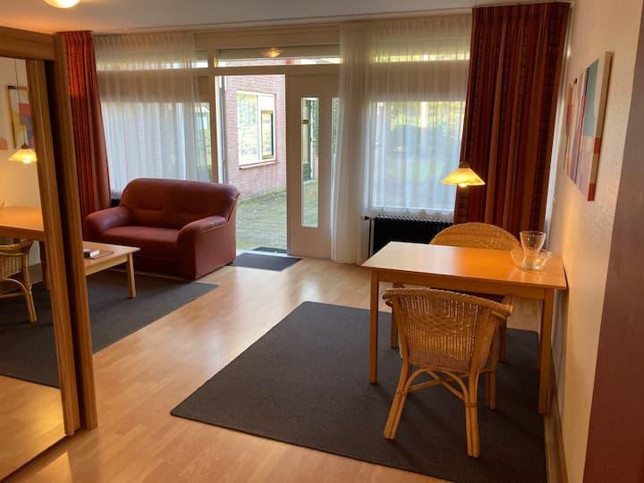 Appartement 2-3 personen op de parel van de Veluwe