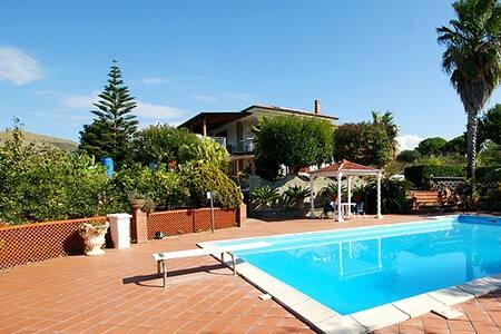 Villa Marilena Appartamento 1 Piano con Piscina - Sant Mary - Villa