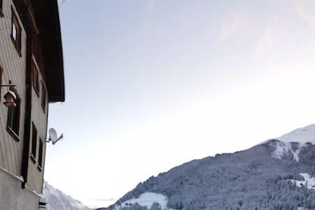 Gemütliches Berghaus - Frühstück & tolle Aussicht