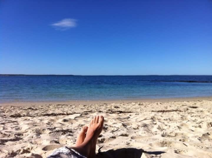 Sunkissed in Huskisson