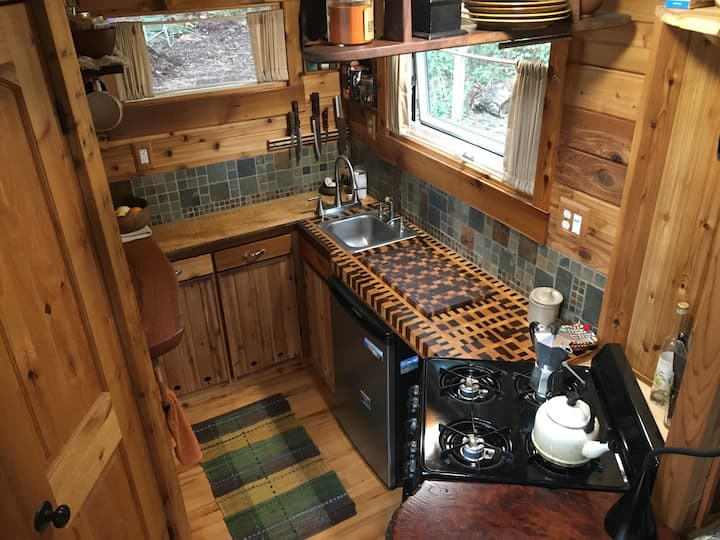 Marrowstone Island Tiny House Retreat
