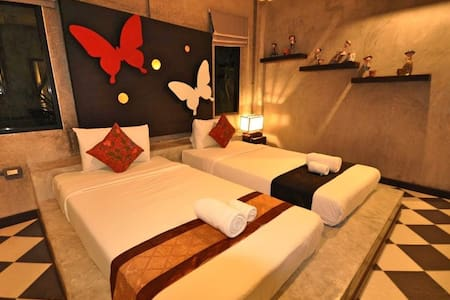 LOFT - Superior Villas for Nature Lovers, Khao Lak