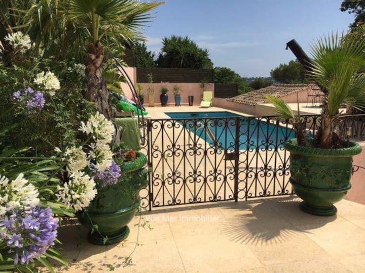 Maison indépendante dans Bastide provençale