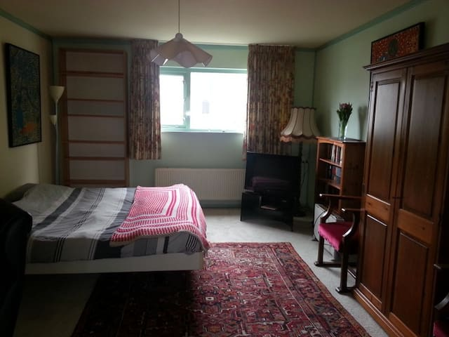 Large double room with ensuite.  - Lisse - House