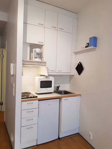 Cute apartment in the very heart of Helsinki