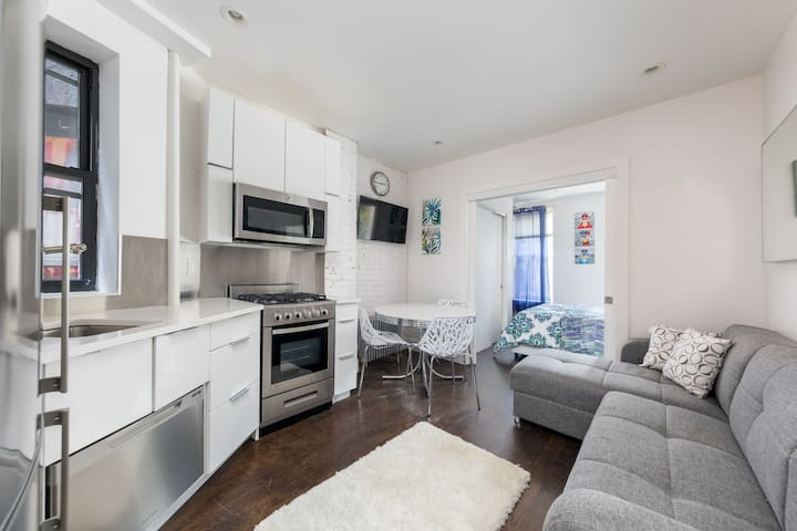 Amazing 2 BR in the heart of Manhattan! 5'Javits!
