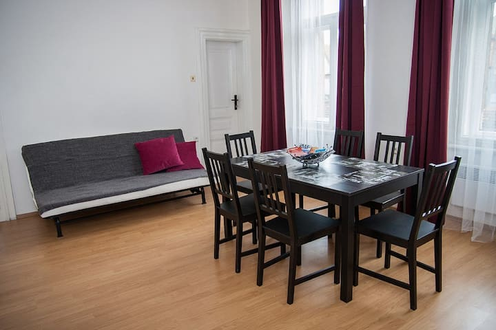 Comfortable Apartment in Central