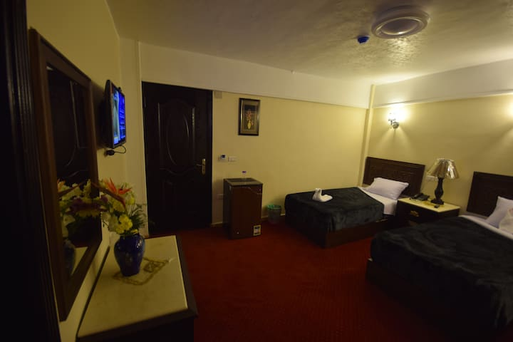Private Single Room in downtown, Cairo - Le Caire - Bed & Breakfast