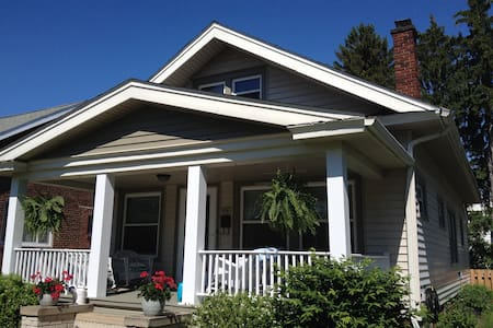Craftsman Bungalow - RNC Rental - Rocky River - Hus