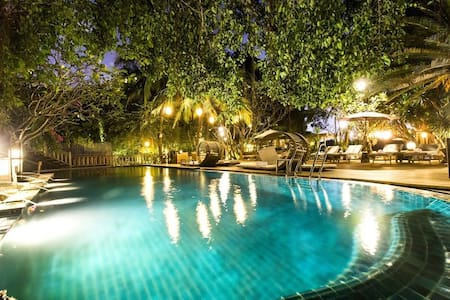 Terrific Pool Villa on Saigon River