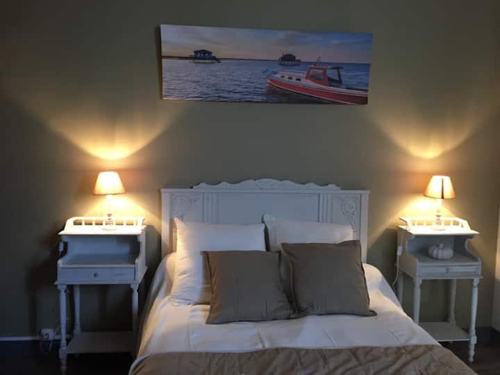 Chambre d'hôte à Arcachon à deux pas de la plage