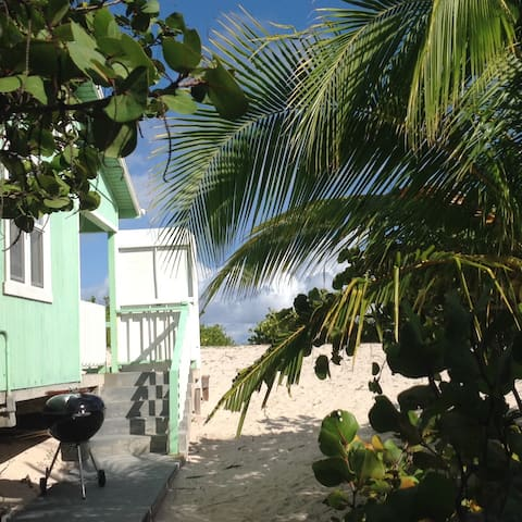 Loblolly Beach Cottages: GREEN (1 bedroom/1 bath)