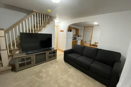 Newly renovated home with yard and lots of parking