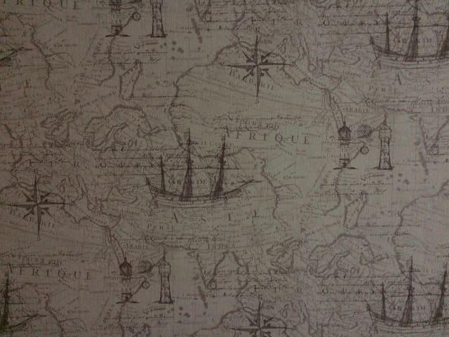 Captain's Lounge - Terrasse/WLAN/2,5 km zum Meer