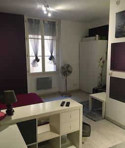 Charmant studio Toulon centre 10 min de la gare