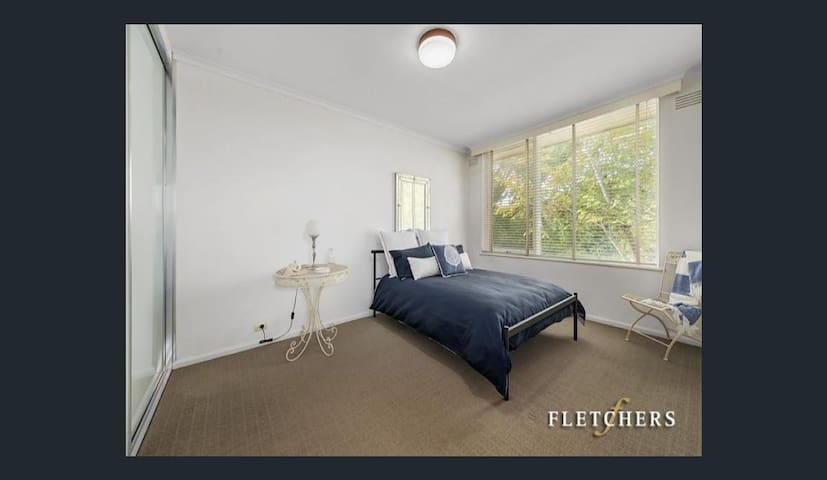 Private room close to CBD & Airport - Ivanhoe - Daire