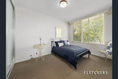 Private room close to CBD & Airport - Ivanhoe - Lejlighed