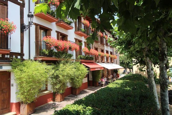 Apartamentos Turísticos Ezcaray.  Estudio-Loft