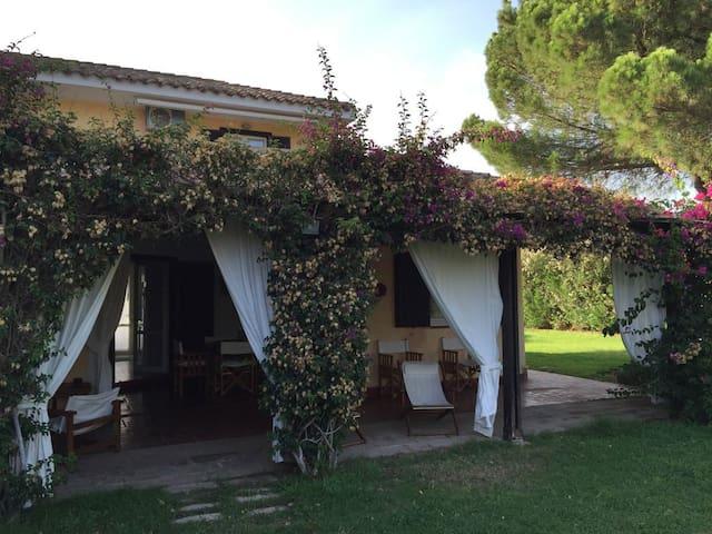 Villa al mare Pula (CA) - Gerbera - Pula - Vila