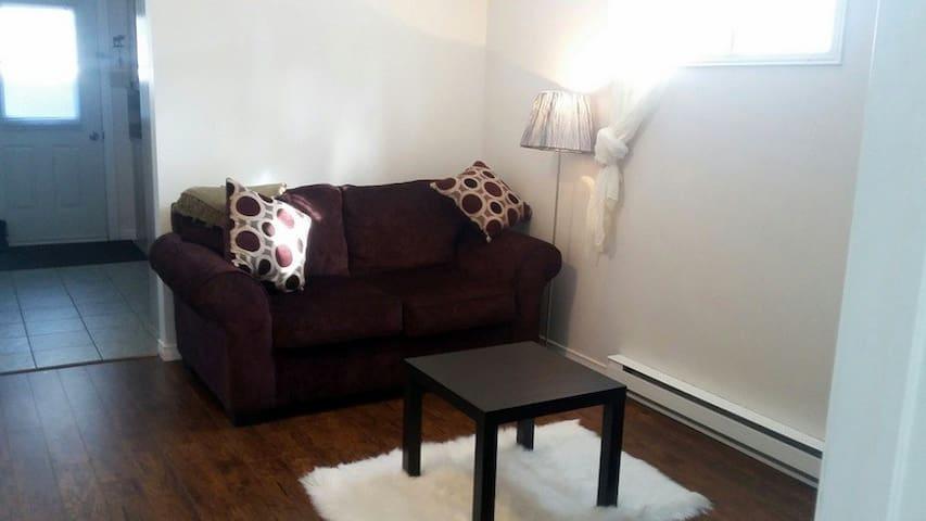 St Jovite/Tremblant apartment - Mont-Tremblant - Daire
