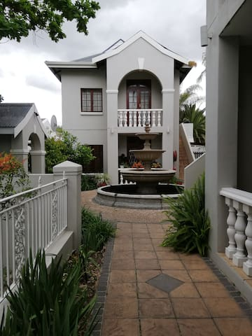An oasis in the heart of the winelands