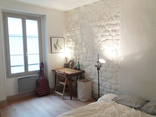 Cosy flat ideally situated in Paris